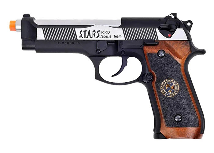 WE M92 Biohazard Two-Tone Edition