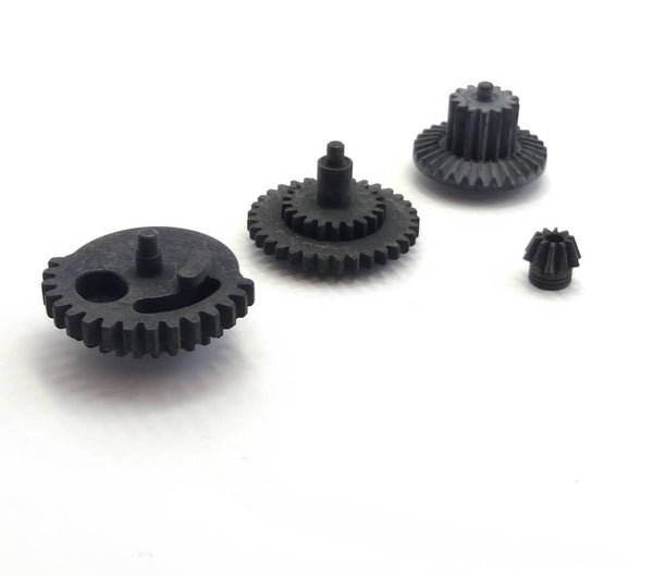Siegetek Revolution Plus Ultra High Speed Gearset (10.44:1 /14.09:1) (Pinion Gear Included)