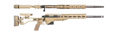 Ares M40A6 Sniper Rifle Tan