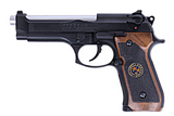 WE M92 Biohazard Black Edition
