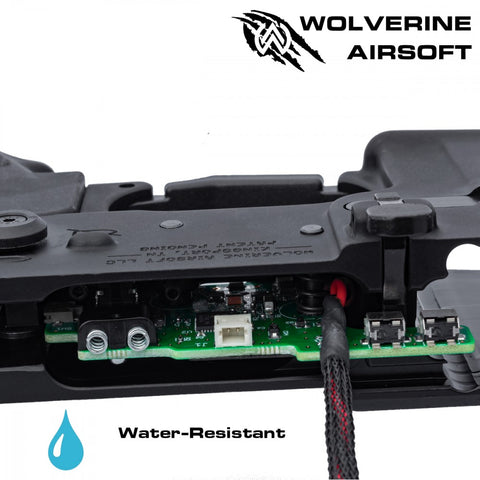 Wolverine MTW Water Resistant Electronics