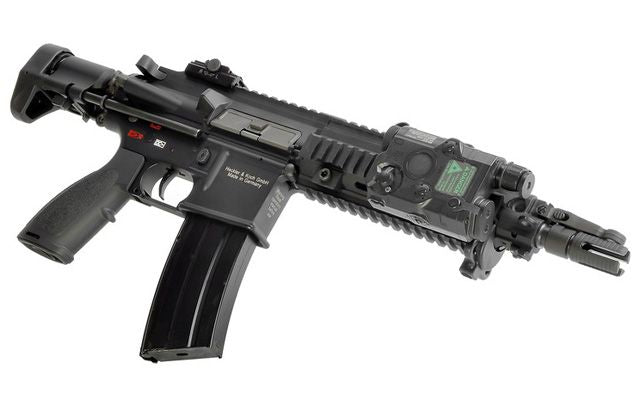 VFC HK416C AEG Black (Avalon Version)