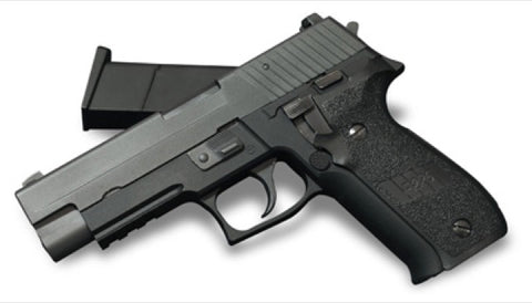WE P226 Series GBB Pistol (Greengas)