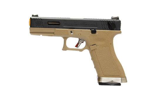 WE G-Force G Series 18C GBB Pistol