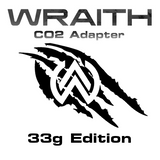 Wolverine WRAITH CO2 Adapter - 33g Edition