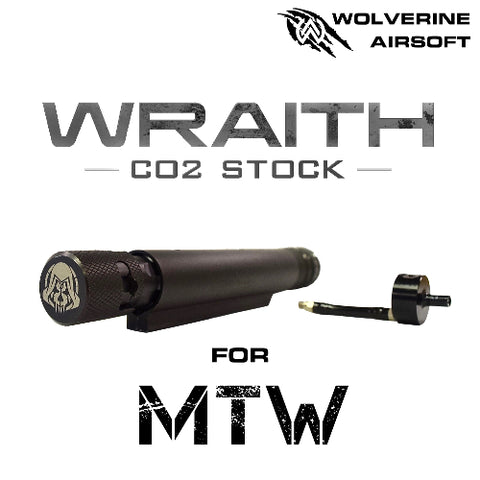 Wolverine WRAITH CO2 Stock - MTW Version