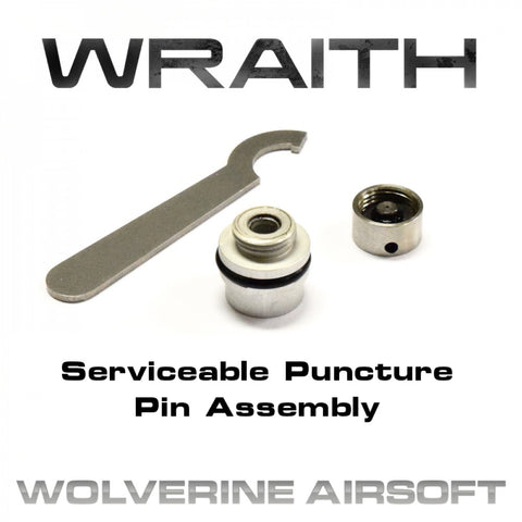 Wolverine WRAITH Serviceable Puncture Pin Assembly