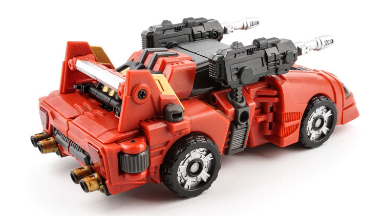 Warbotron - WB-03B - Speed Wheel