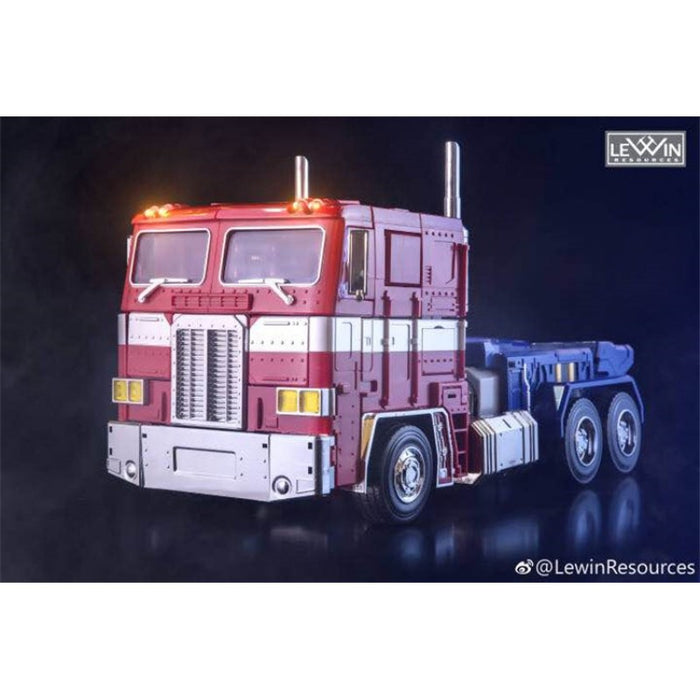 Lewin Resources Lewin-01 Lewin01 MP-10 MP10 Optimus Prime Oversized 71cm w/ LED