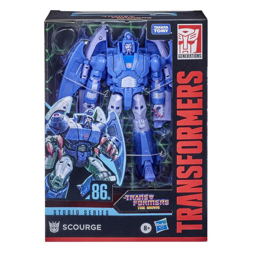 Transformers Studio Series 86 Voyager Scourge