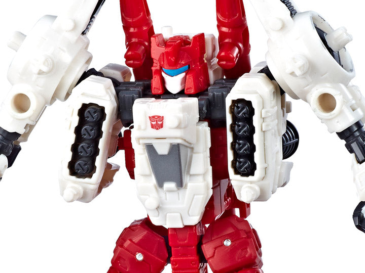 Transformers War for Cybertron: Siege Deluxe Autobot Six-Gun