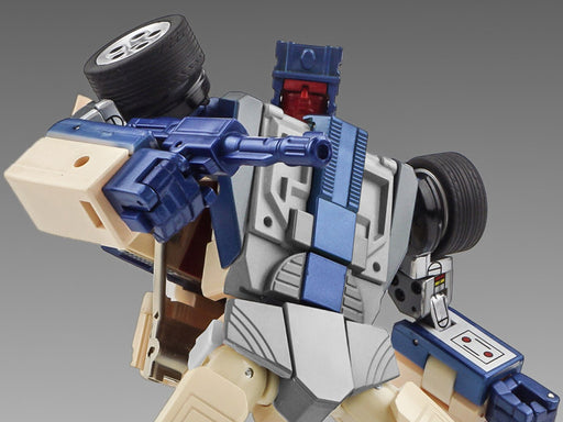 Monolith Combiner Master X MX-XIII-T Xtransbots Crackup (The Youth Ver.)