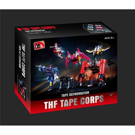 TOY HOUSE FACTORY THF-01P TAPE CORPS FOR MP13 SOUNDWAVE