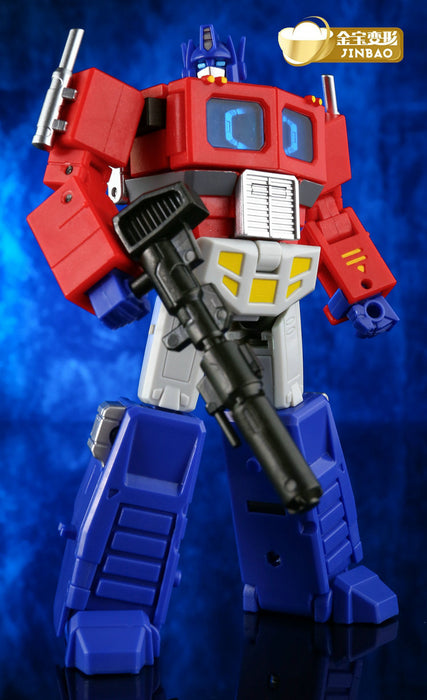 Jinbao JB DF-04 DF04 Optimum Warrior Oversized OS DX9 X34 Dutch Optimus Prime