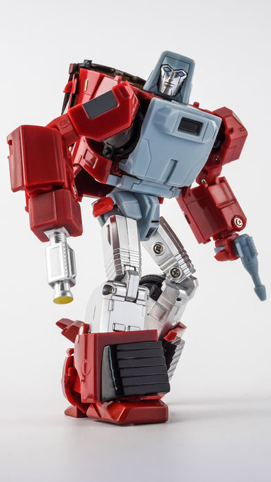 X-Transbots - MM-06 - Boost Reissue - Toy Version
