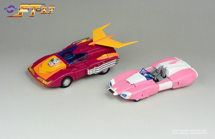 FANS TOYS FT-17 - HOODLUM/3rd Party Hot Rod