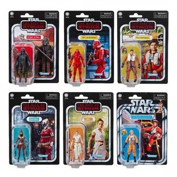 Star Wars: The Vintage Collection Wave 23 Set of 6 Figures