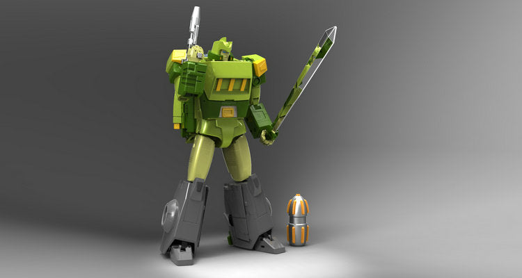 XTRANSBOTS - MX-X VIRTUS/3rd Party Springer