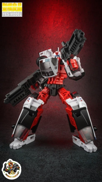Yes Model YM13 RF-03 Rover/Streetwise Defensor