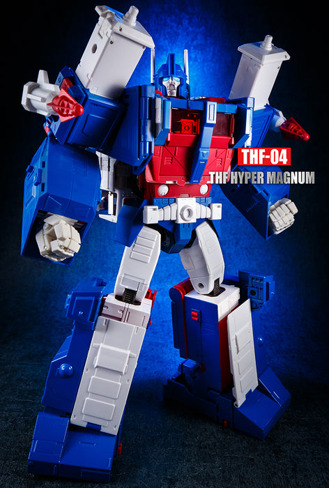 Toy House Factory THF-04 Ultra Magnus MP-22 Hyper Magnum/3rd Party MP Ultra Magnus