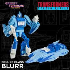 Transformers Studio Series 86-03 Deluxe Blurr