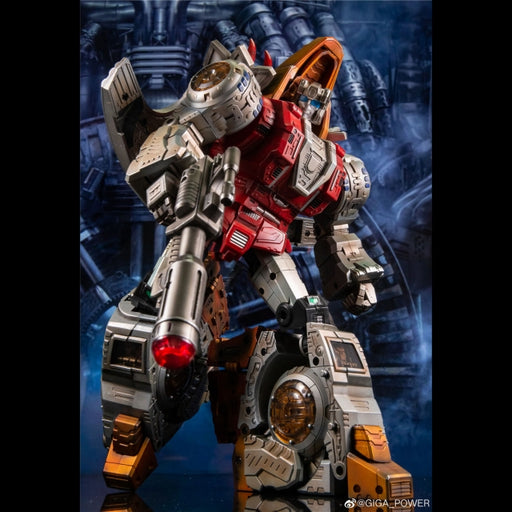 Gigapower GP HQ02X grassor weathered version battled damaged