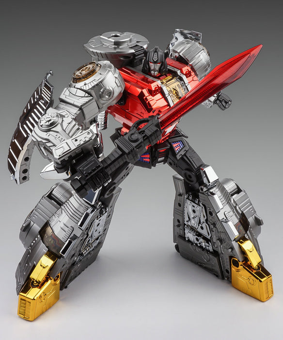 GigaPower - GP - HQ04R - Graviter - Chrome Version
