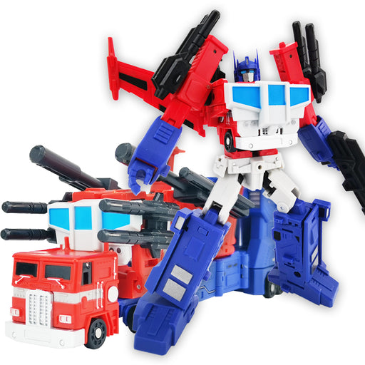 Magic Square MS MS-B19 MSB19 Powermaster Optimus Prime OP w/ Apex Armor God Ginrai