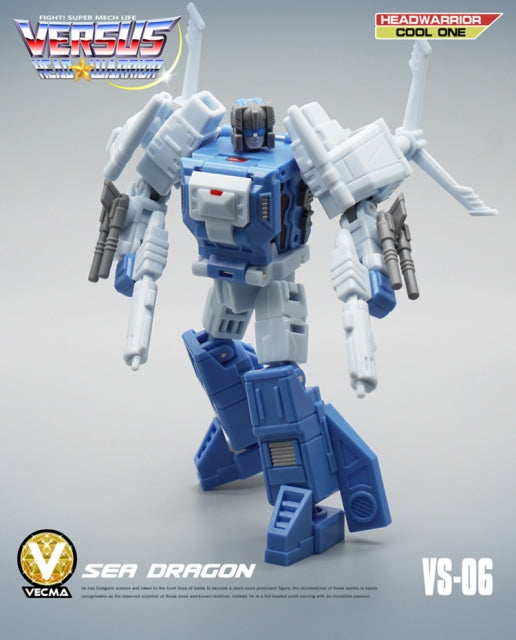 MechFansToys VECMA Toys VS-06 Sea Dragon Highbrow