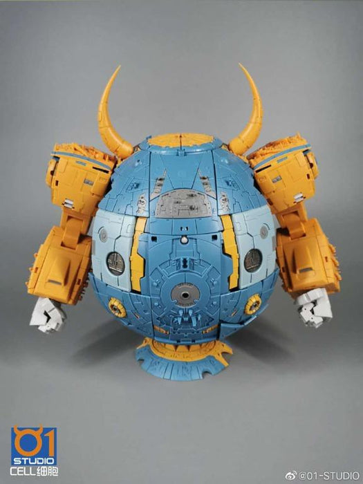 01-Studio CELL Unicron aka ZV-02 Core Star Lord of Chaos