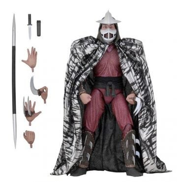 "Teenage Mutant Ninja Turtles - 7"" Scale Action Figure – Shredder"