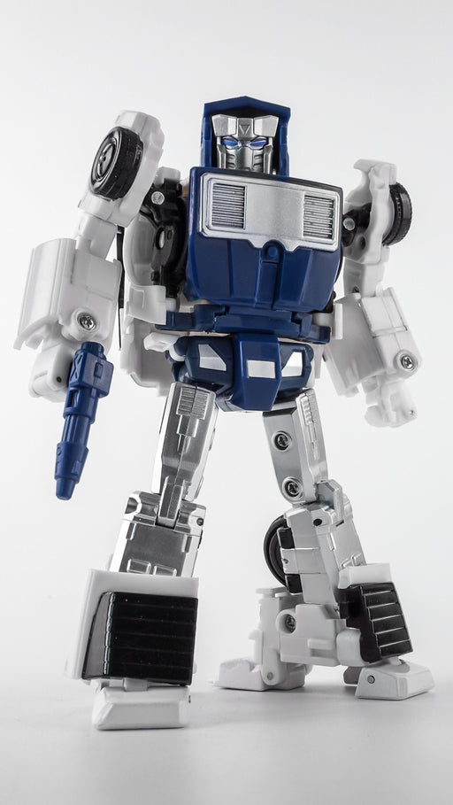 X-TRANSBOTS MM-VII HATCH (TOY VERSION)