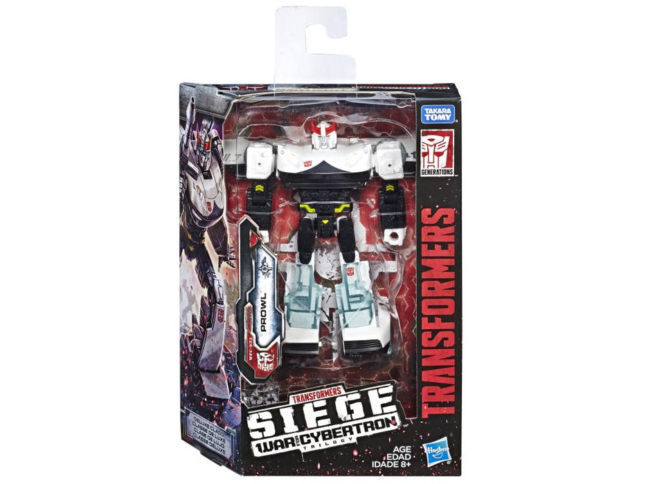 Transformers War for Cybertron: Siege Deluxe Prowl