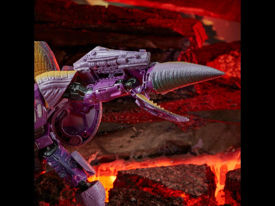 Transformers War for Cybertron: Kingdom Leader Megatron Wave 1