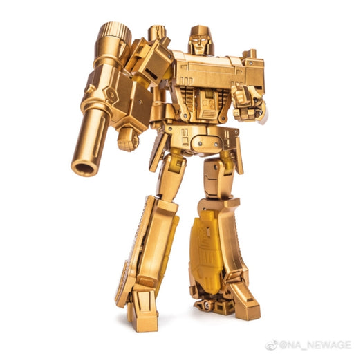 NewAge H9G Agamemnon Megatron Gold Version