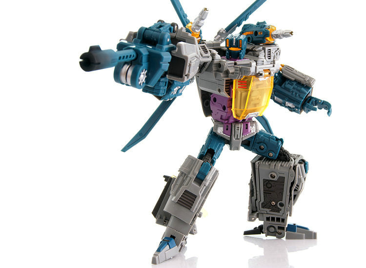 Warbotron - WB-01D - Whirlwind