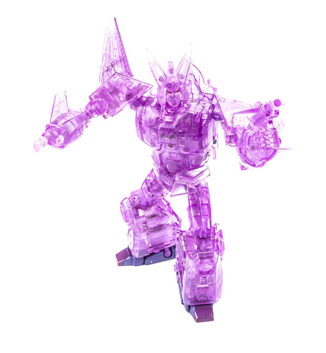 X-Transbots - MX-III Eligos (Clear Ver.)/3rd Party Cyclonus