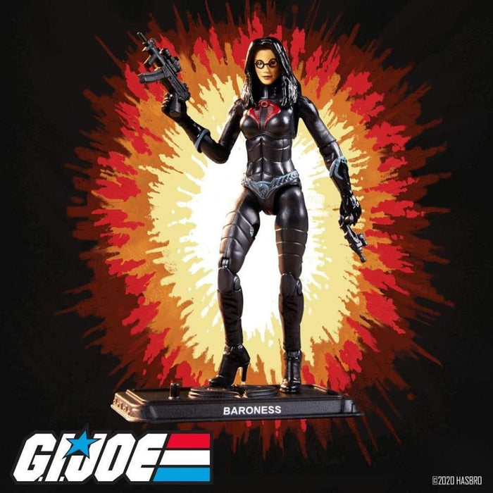 G.I. Joe Retro Collection Baroness - pre order please see notes
