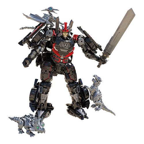 Transformers Studio Series Deluxe Drift with Mini Dinobots