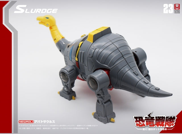 MechFansToys MFT MF23N Sludge Dinobot Comic Version