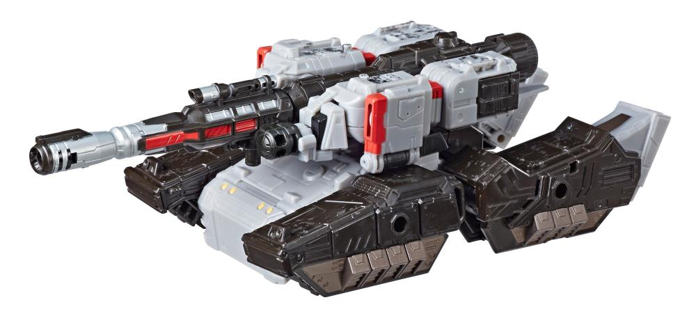 Transformers War for Cybertron: Siege Voyager Megatron and Siege Voyager Thundercracker