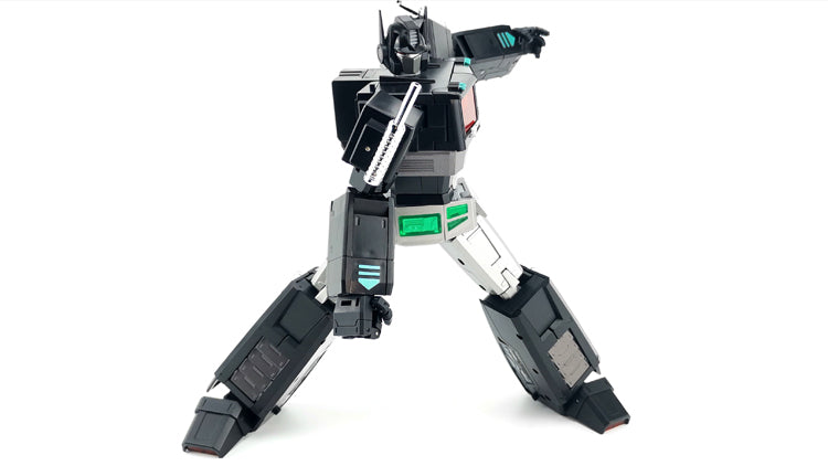 Magic Square MS MS-Toys MS-01B MS01B Nemesis Prime OP Black