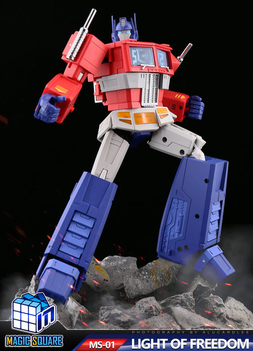 Magic Square MS-01 MS01 Optimus Prime