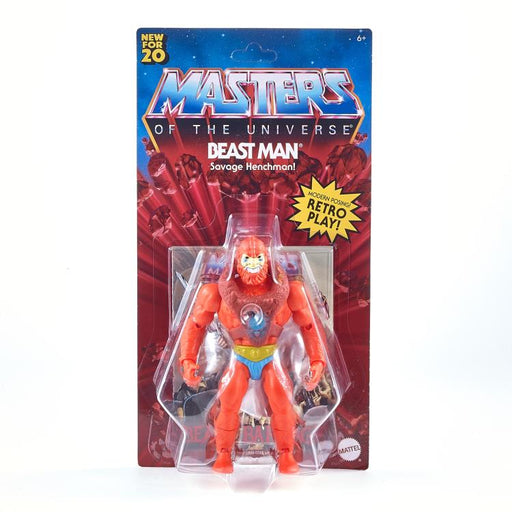 Masters of the Universe: Origins Beast Man