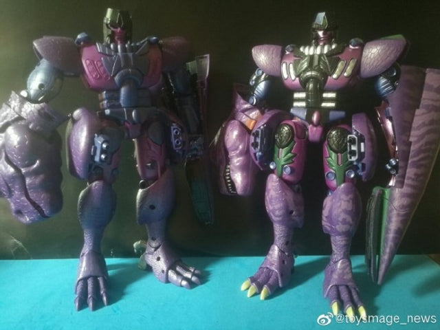 Masterpiece MP-43 Beast Wars Megatron - Ko Version