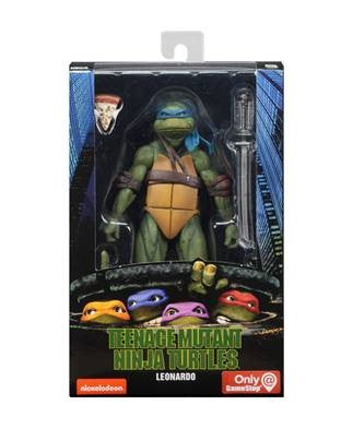 "Neca Teenage Mutant Ninja Turtles (1990) - Leonardo 7"" Action Figure"