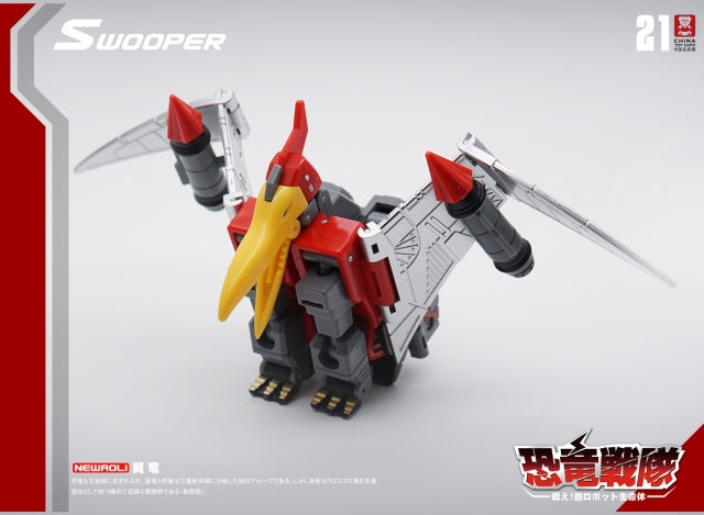 MechFansToys MFT MF21N Swoop Dinobot Comic Version
