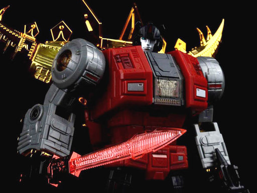 Fans Toys FT-06 Sever/3rd Party Dinobot Snarl