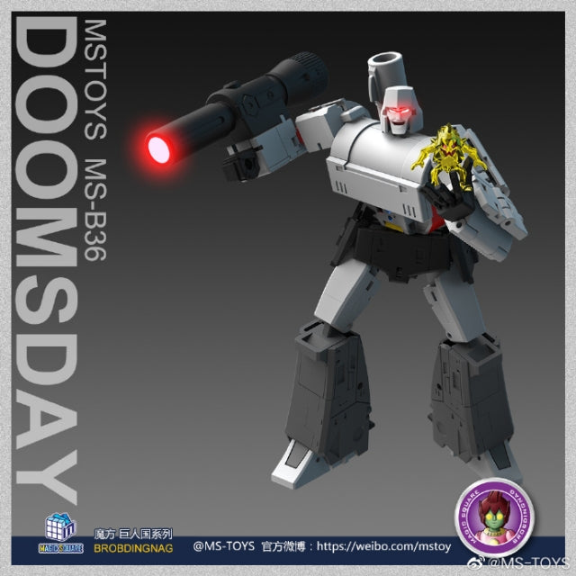 Magic Square MS-B36 Doomsday Megatron