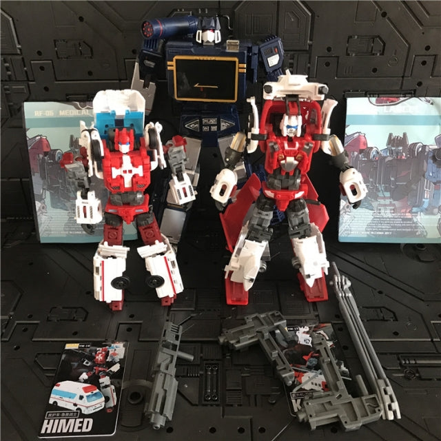 Yes Model Oversized OS Defensor full set of 5